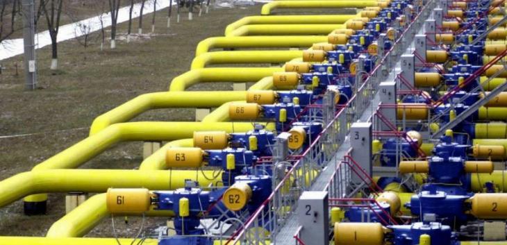 """Počelo postavljanje cevi za izgradnju gasovoda """"Turski tok"""""""