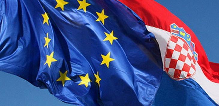 EU sutra odlučuje o zahtevu Hrvatske da se priključi evrozoni