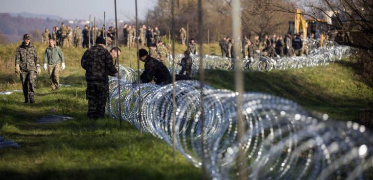 Slovenija postavlja zicu na granici sa Hrvatskom