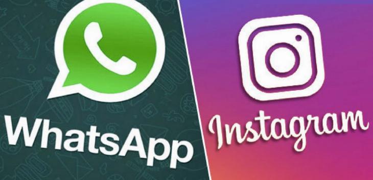 WhatsApp i Instagram menjaju ime