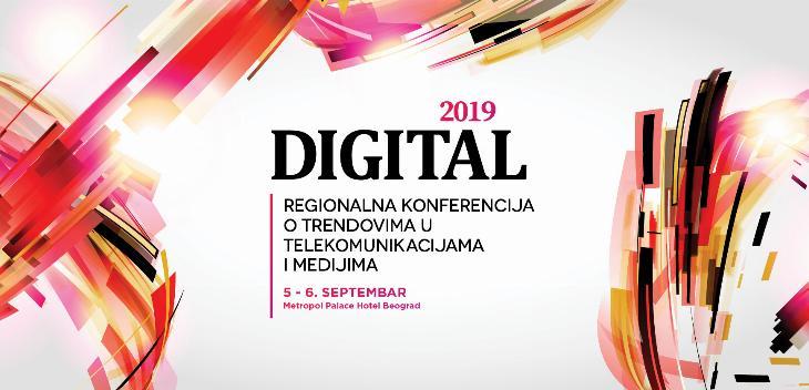 Konferencija Digital 2019.