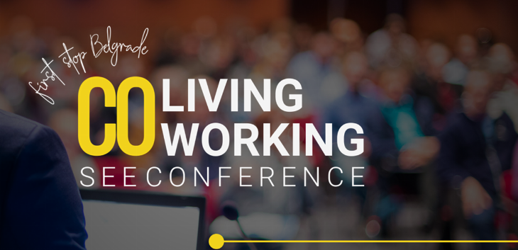 Coworking & Coliving konferencija u Beogradu