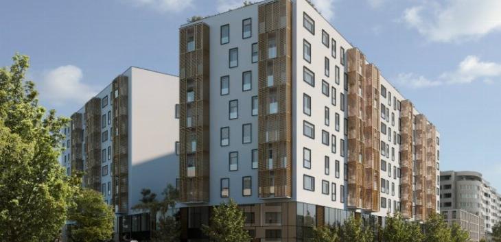 Počinje izgradnja Bloka D u Novom Sadu