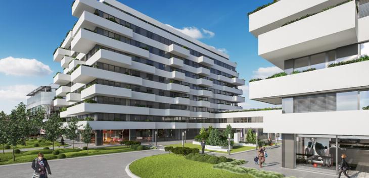 Blok 32- stambeno poslovni objekat