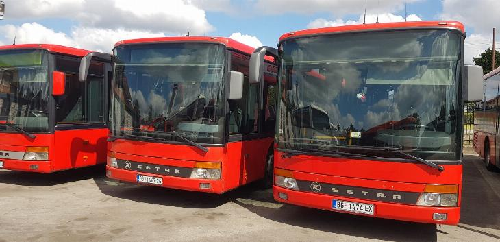 Apatintrans dobio 7 novih autobusa