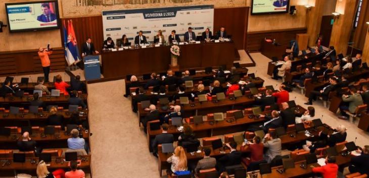2020. godina je godina prosperiteta Vojvodine
