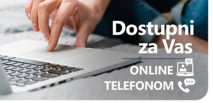 Usluge Milenijum osiguranja dostupne online i putem telefona