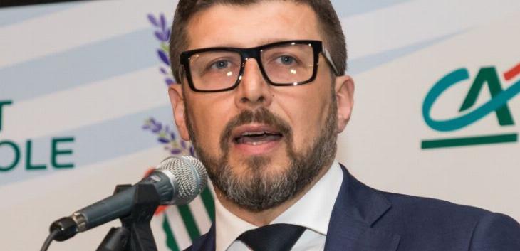 Gianluca Borrelli  је novi predsednik Izvršnog odbora Crédit Agricole banke