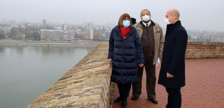 Nastavlja se ulaganje u Petrovaradinsku tvrđavu i Podgrađe