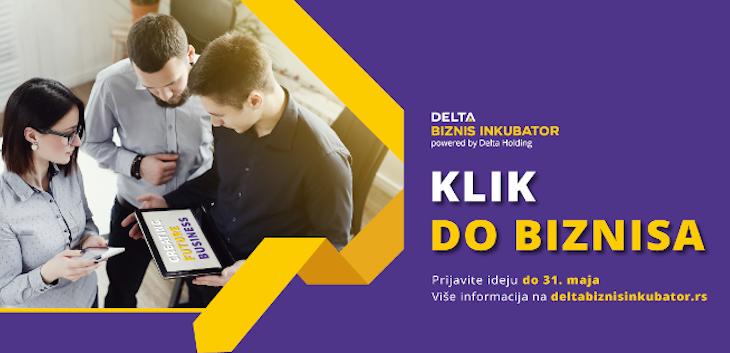 Otvorene prijave za Delta Biznis Inkubator 2021