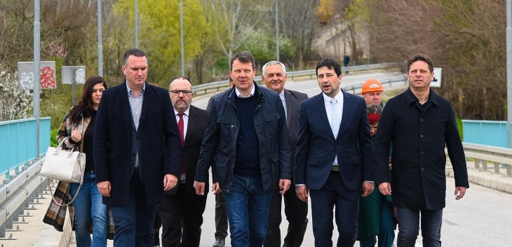 Most na Tisi dobio upotrebnu dozvolu posle 15 godina