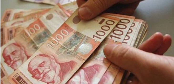 Vakcinisani građani se od sutra prijavljuju za pomoć od 3000 dinara