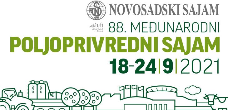 Međunarodni poljoprivredni sajam u septembru