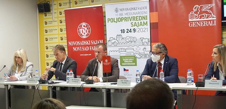 Poljoprivredni sajam u Novom Sadu počinje za vikend - uz poštovanje mera